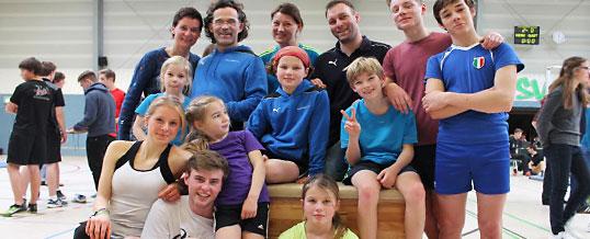 Athletikwettkampf in Ribnitz-Damgarten