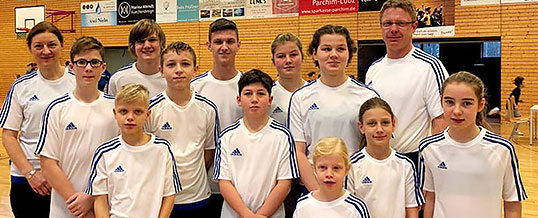 Athletikwettkampf in Plau