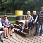 Geschwaderfahrt Bolter Kanal 2016