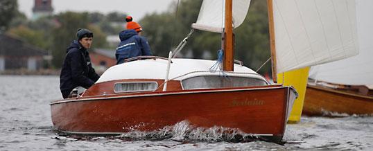 Schweriner Holzboot-Regatta 2019