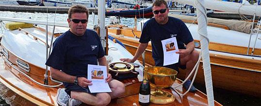 Schweriner Holzboot-Regatta 2018