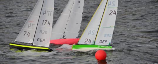 Regio-Cup-Ost der IOM-Modellboote