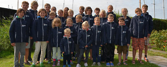 Kinder-Segelcamp 2015