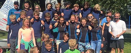 Bericht Kinder-Segelcamp 2016