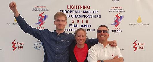 Lightning Weltmeisterschaft 2019 (Finnland)