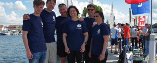 Müritz-Sail Teamrace 2014