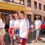Festumzug Müritzfest 2107
