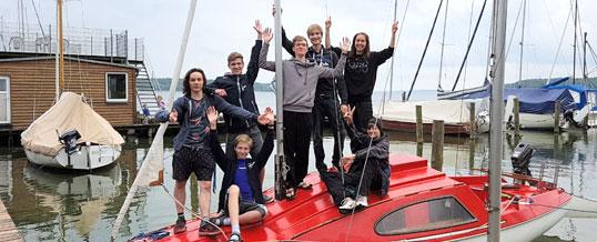 Pfingstregatta Röbel / Jugendsportspiele 2017