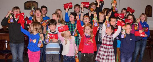 Weihnachtsfeier der WSV-Jugendgruppe